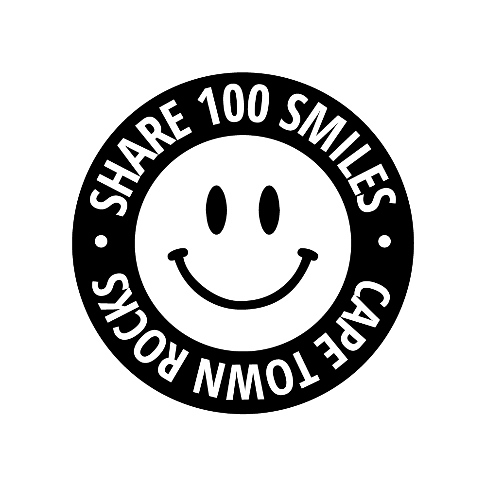 Share 100 smiles