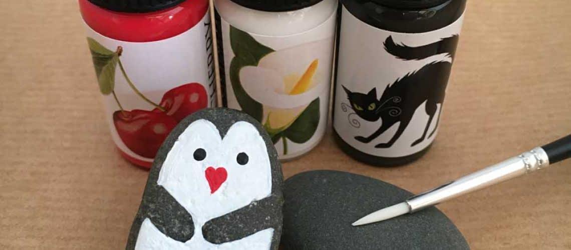 Penguin Painting Tutorial